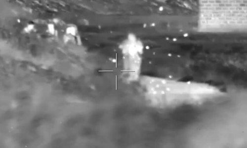 Súng AK chắn đạn, cứu mạng phiến quân Syria
