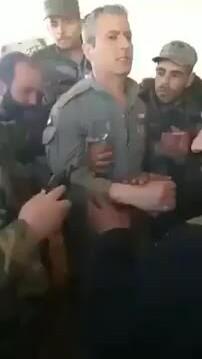 Lính Syria vượt chiến tuyến cứu phi công bị bắn rơi
