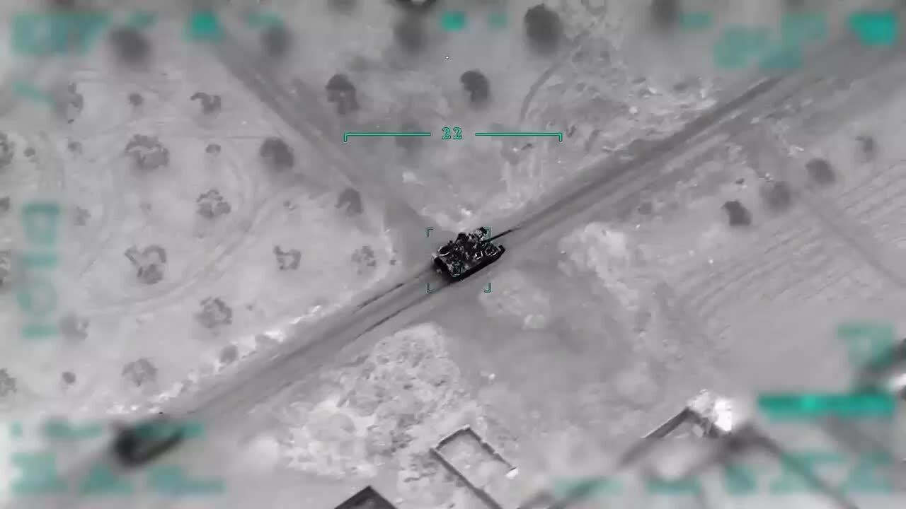 Máy bay không người lái thay đổi cuộc chơi tại Syria