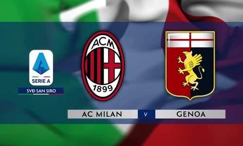 AC Milan 1-2 Genoa