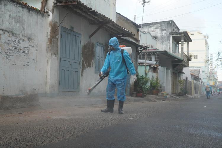 Bình Thuận dừng các tụ điểm vui chơi giải trí