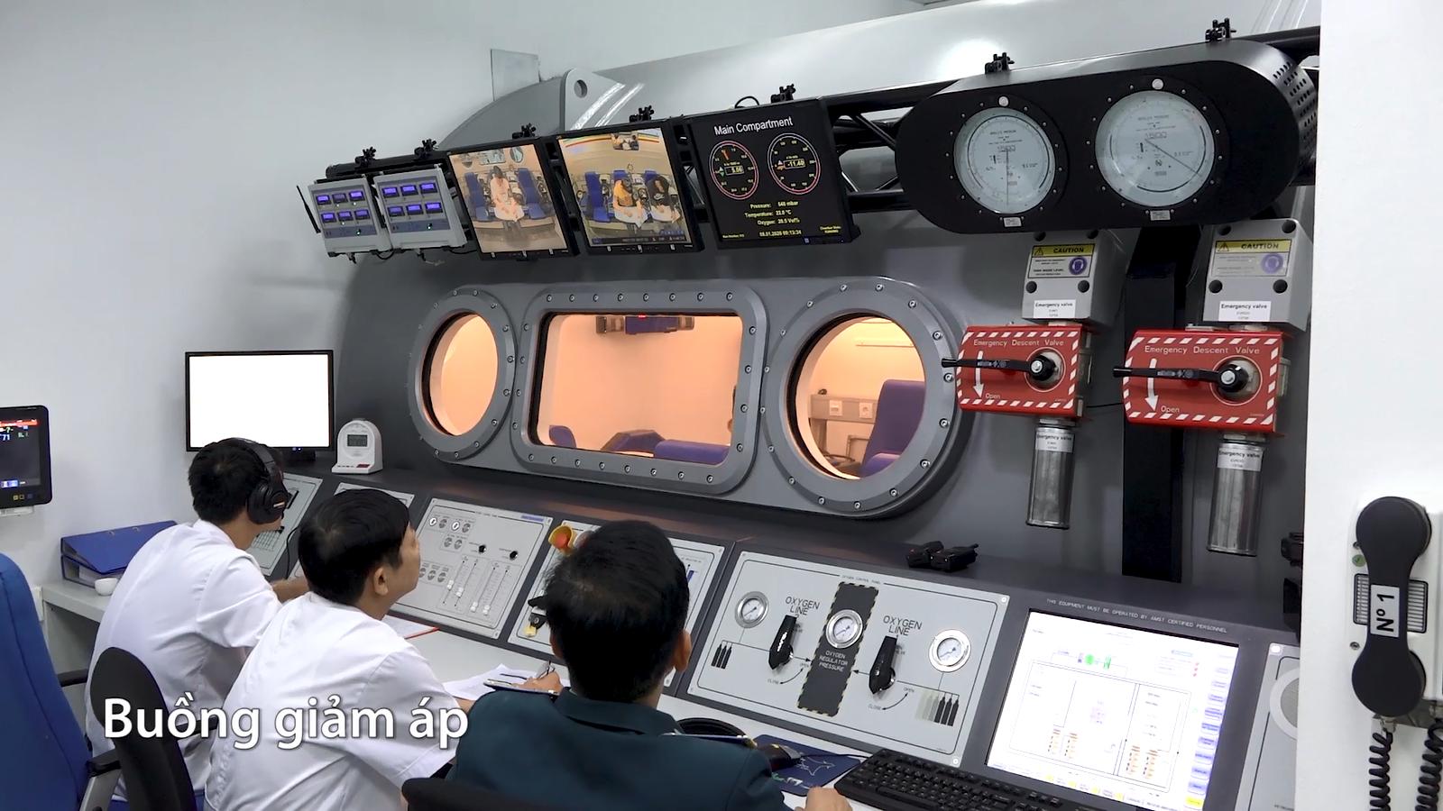 Quy trình khám tuyển sức khỏe phi công