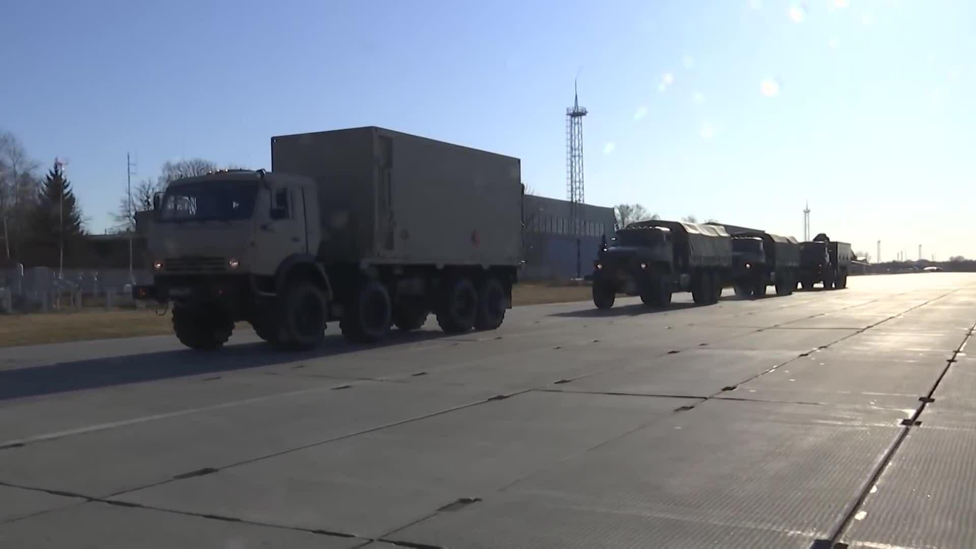 Nga cử quân đội hỗ trợ Italy
