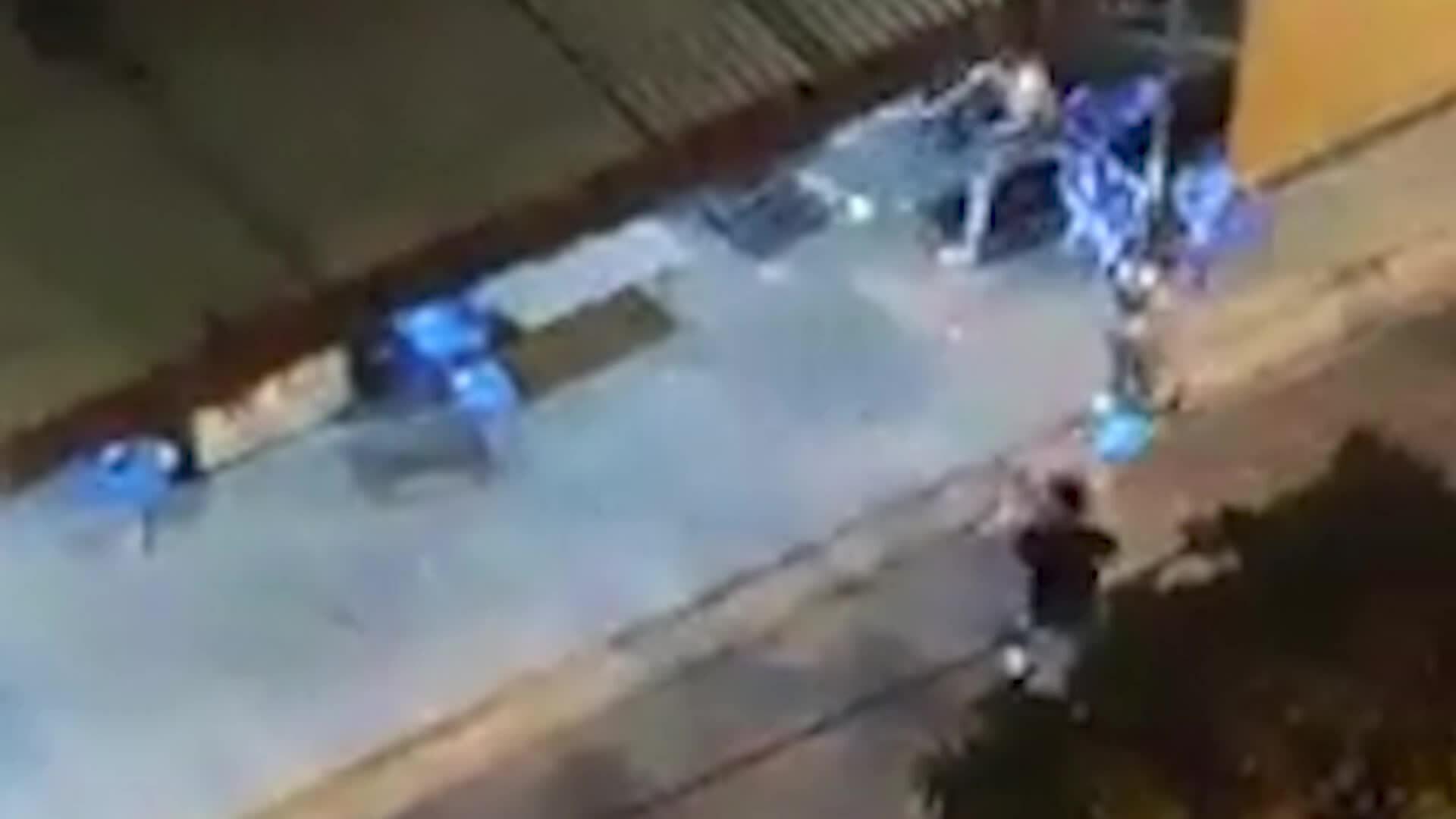 Hai nhóm thanh niên nghi nổ súng ẩu đả