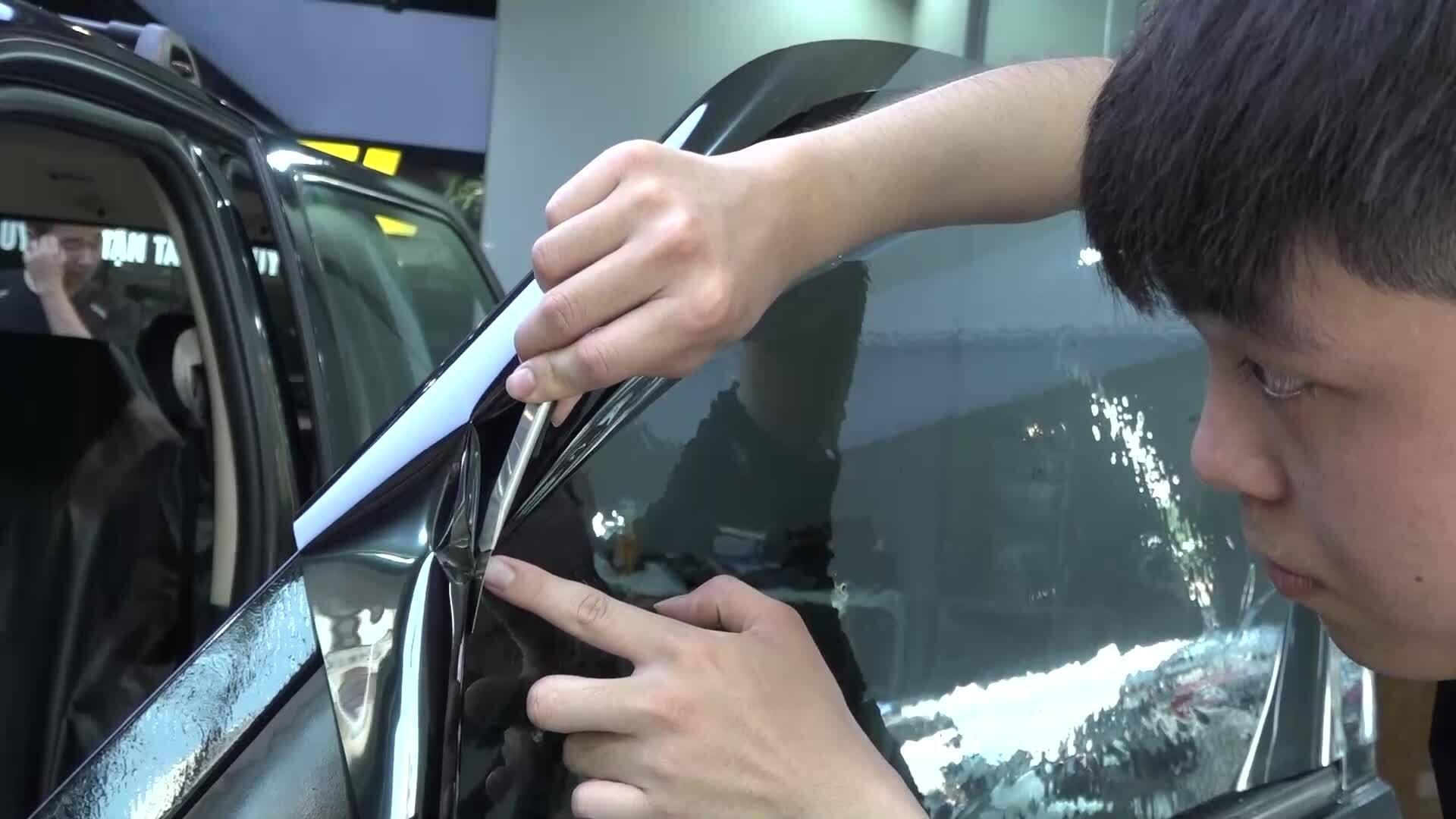 Những tác dụng của phim cách nhiệt ôtô