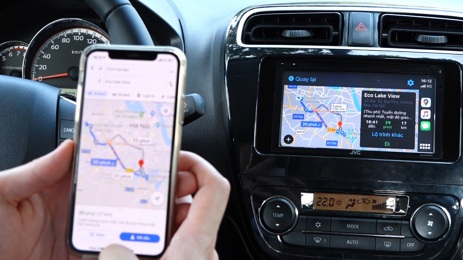 Apple CarPlay, Android Auto trên ôtô