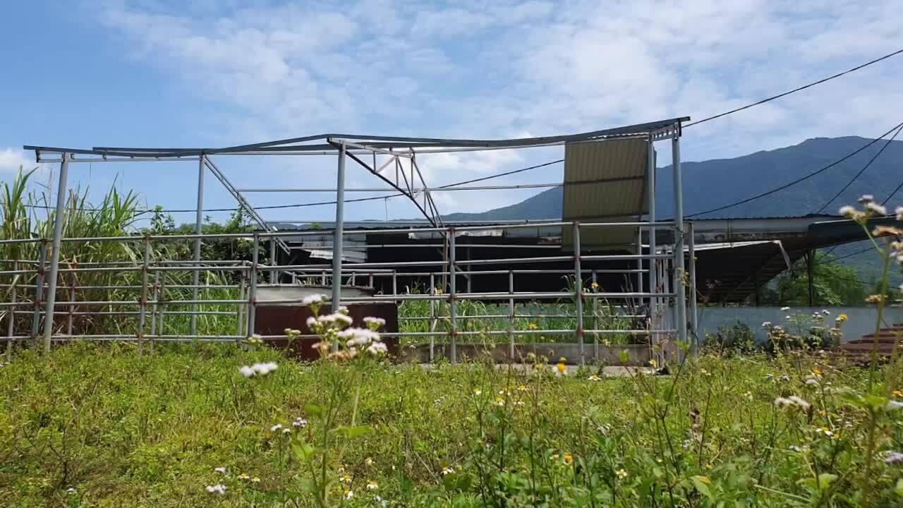Nhà máy 116 tỷ đồngbỏ hoang