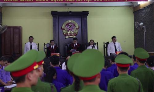 Tuyên phạt Trần Xuân Yến và Lò Văn Huynh