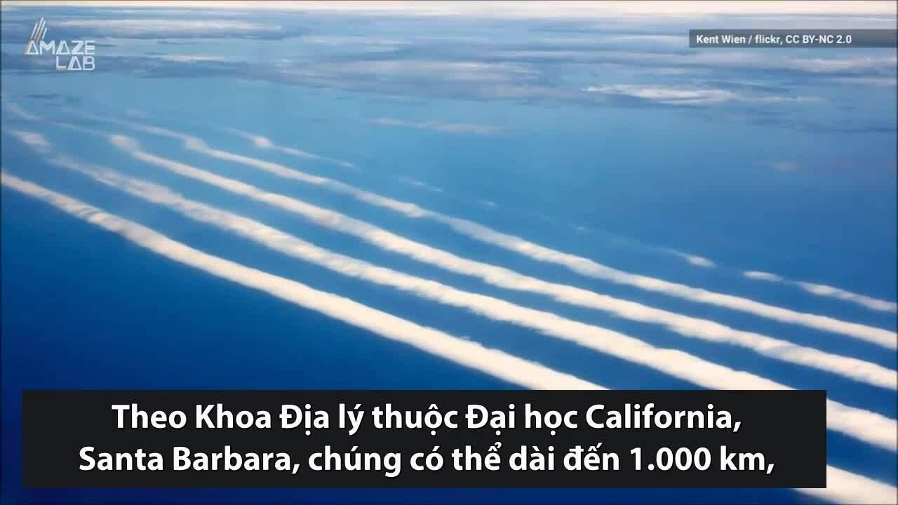 Loại mây hình ống dài 1.000 km