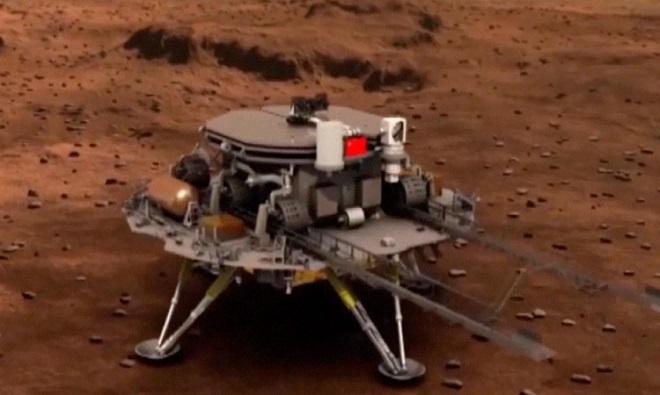Trung Quốc sắp phóng tàu lên sao Hỏa