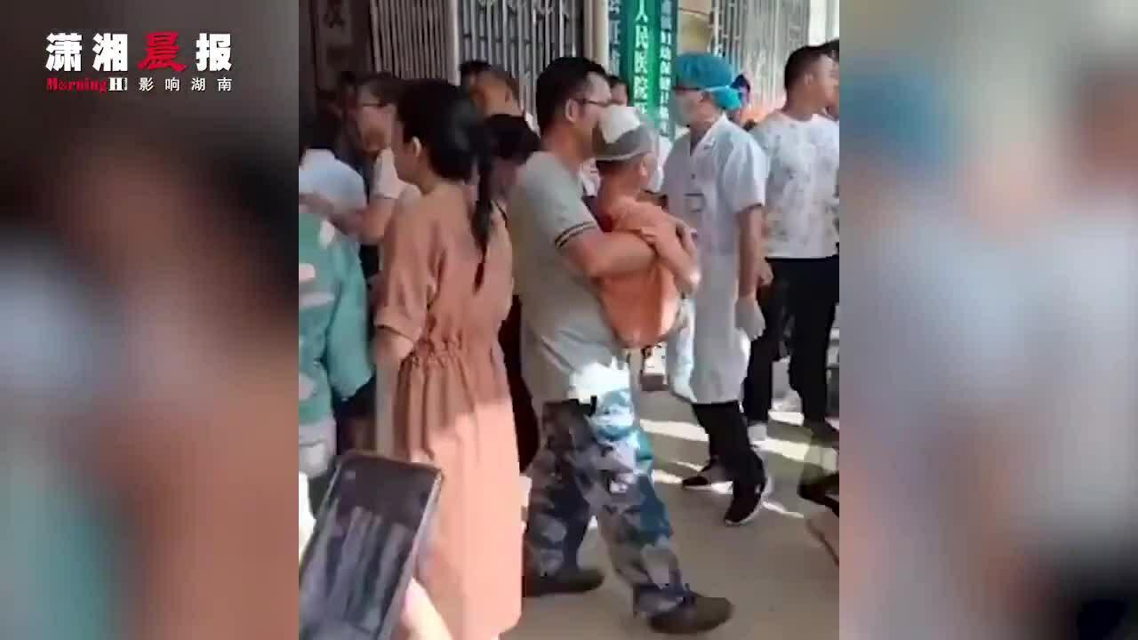 Đâm dao ở trường học Trung Quốc, 39 người bị thương