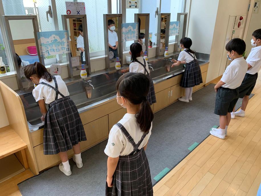 Trường học tại Nhật Bản giữa Covid-19