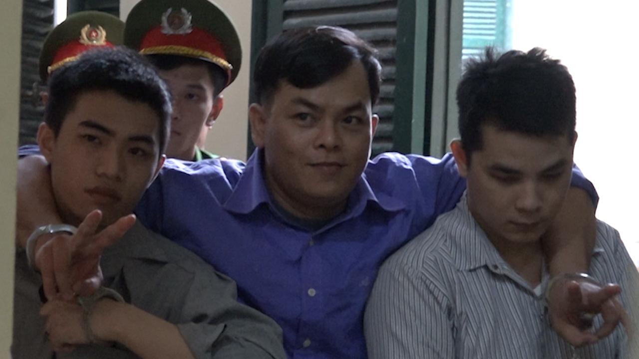 Phúc 'XO' cùng đồng phạm lĩnh án tù