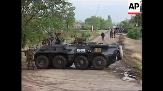 Cuộc đối đầu suýt châm ngòi Thế chiến III ở Kosovo