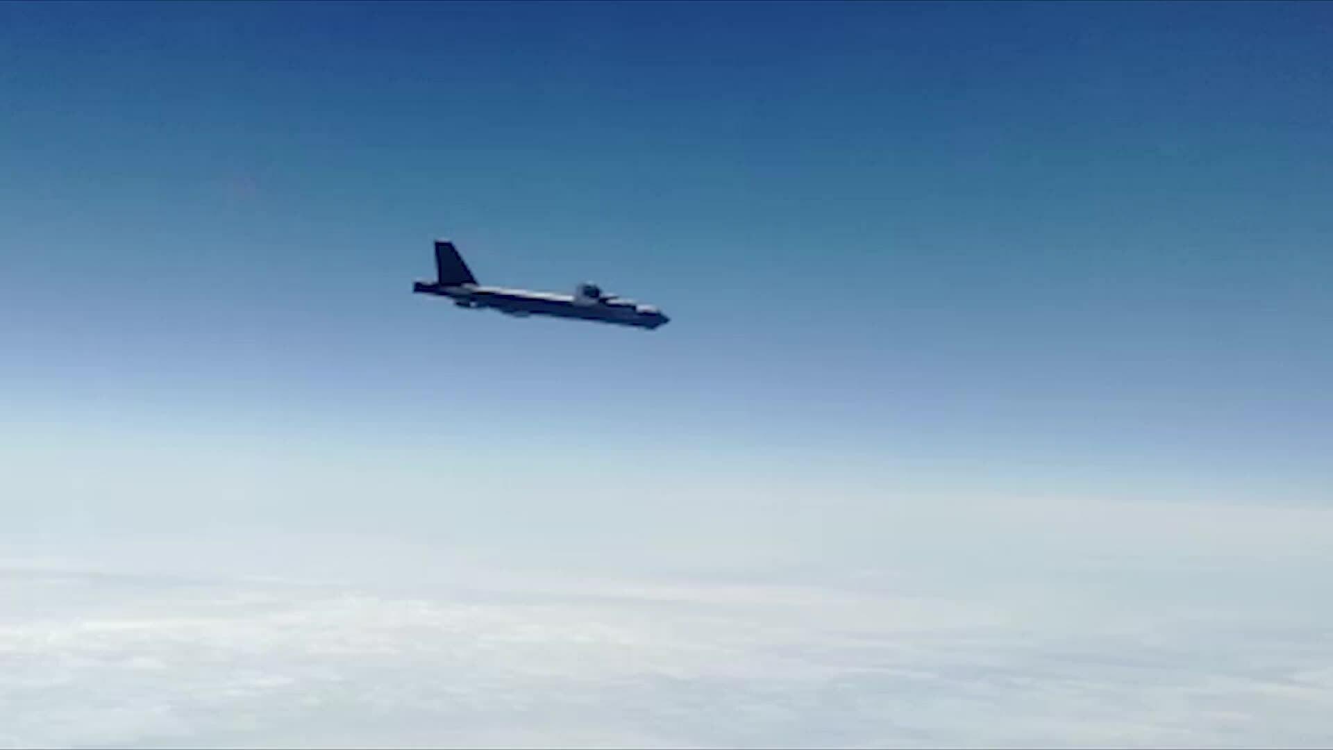Oanh tạc cơ B-52 Mỹ xâm nhập 'sân sau' của Nga