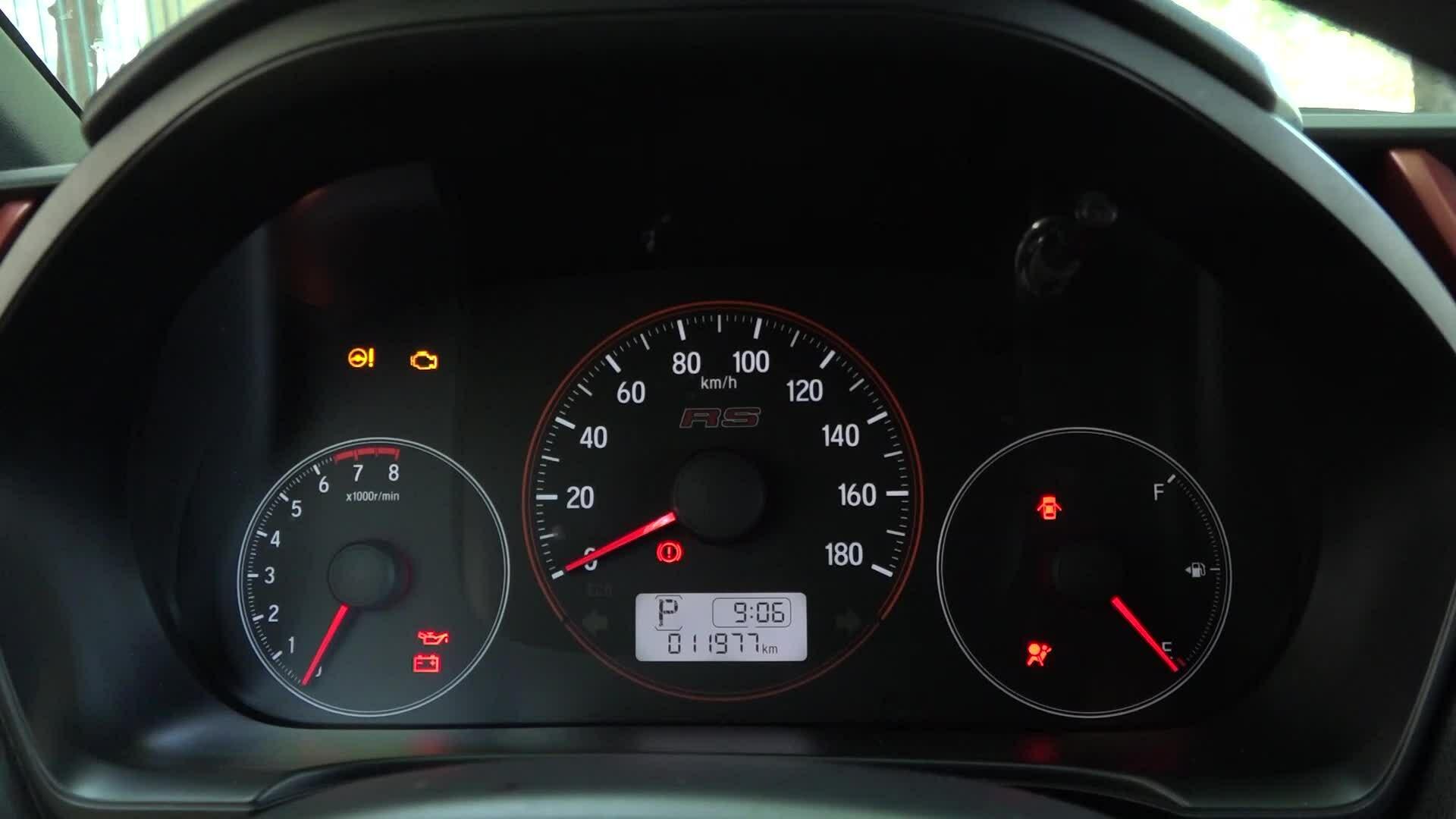 Đèn cảnh báo trên ôtô