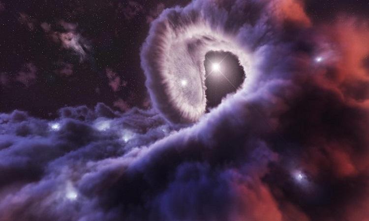 Hệ sao hoạt động như máy gia tốc hạt vũ trụ