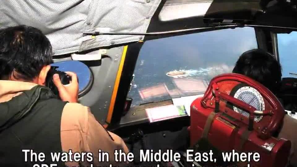 Nhật cảm ơn Việt Nam hỗ trợ máy bay P-3C mắc kẹt