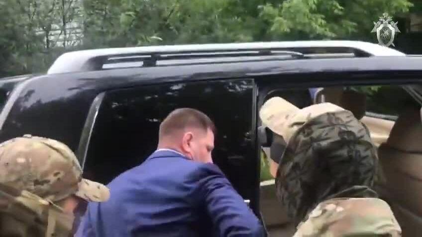 Thống đốc Nga bị bắt vì âm mưu giết người hàng loạt