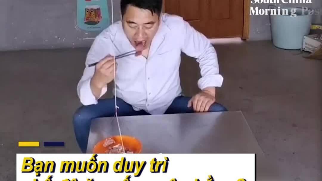 Những sáng chế 'vô dụng' hút triệu like của chàng trai Trung Quốc