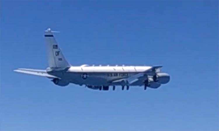 Tiêm kích Nga chặn trinh sát cơ NATO