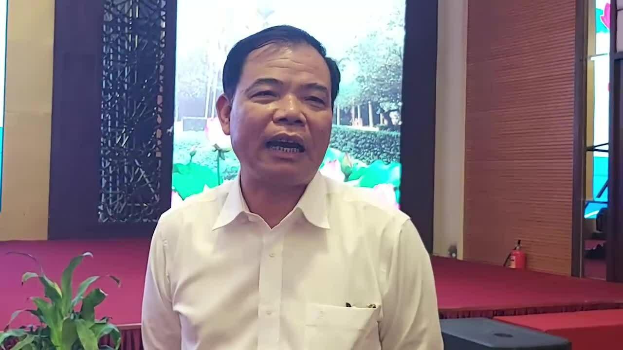 Bộ trưởng Nguyễn Xuân Cường