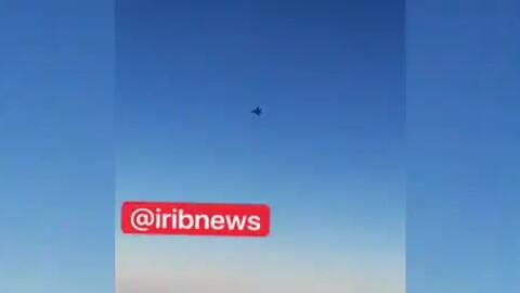 Tiêm kích Mỹ bị tố uy hiếp máy bay chở khách Iran