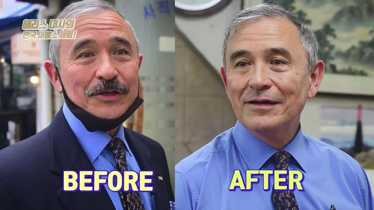 Đại sứ Mỹ tại Hàn Quốc cạo bộ râu gây tranh cãi