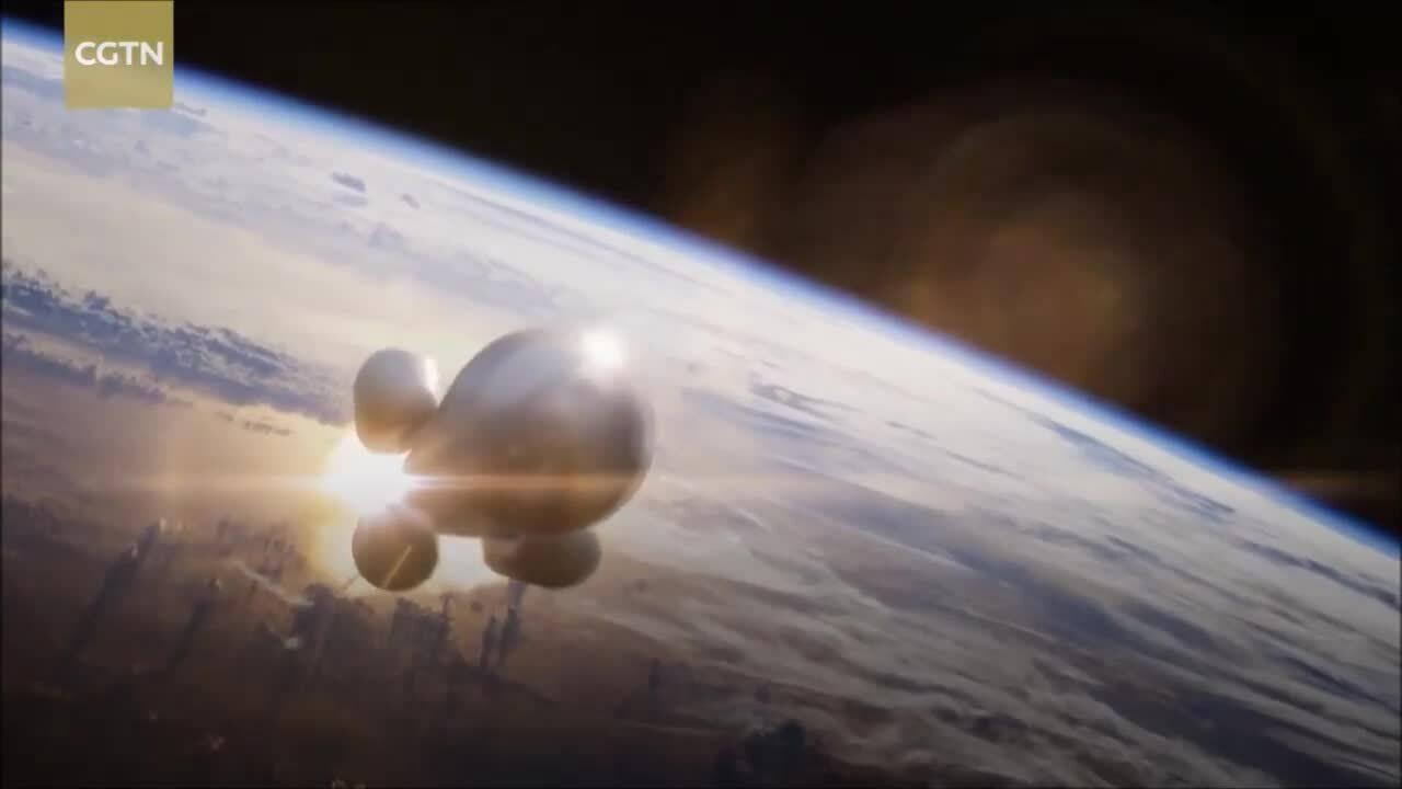 Tàu Trung Quốc điều chỉnh quỹ đạo thành công