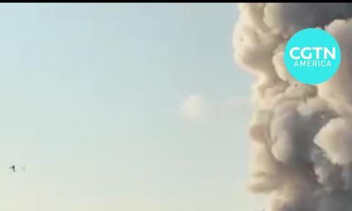 Sức tàn phá của vụ nổ tại Beirut