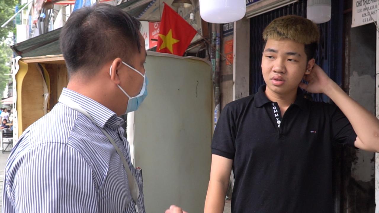 TP HCM xử lý người dân không đeo khẩu trang