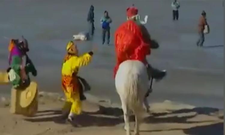 Hậu trường hài hước Tây Du Ký 1986