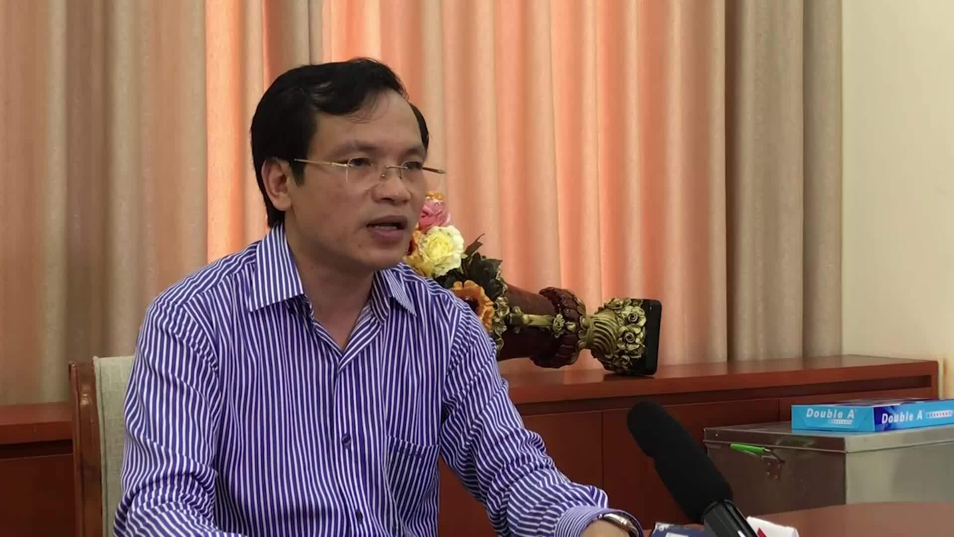 Ông Mai Văn Trinh nói về phòng chống gian lận thi tốt nghiệp THPT