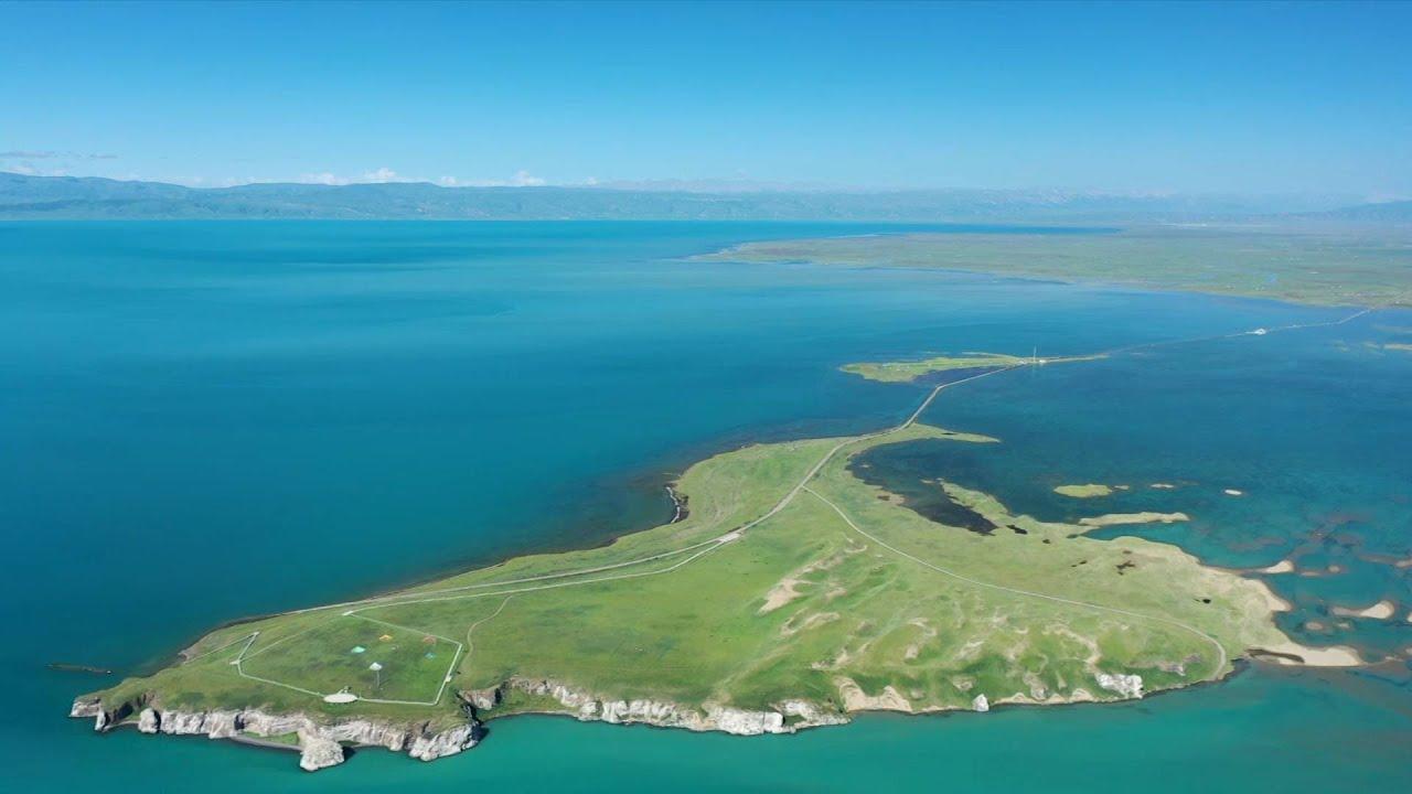 Hệ sinh thái cải thiện tại hồ nước mặn lớn nhất Trung Quốc