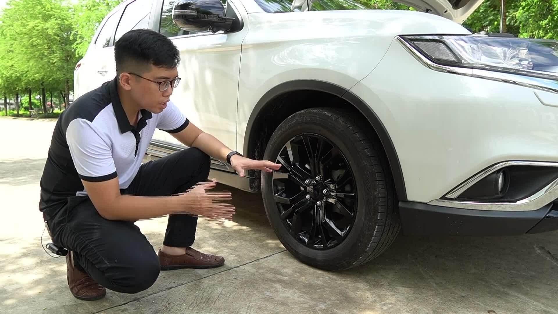 Những bộ phận cần kiểm tra khi mua ôtô mới