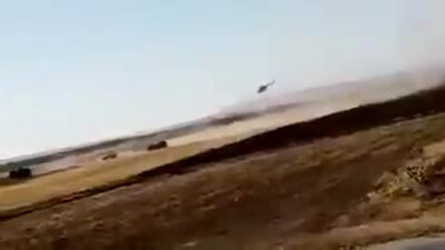 Binh sĩ Nga - Mỹ đụng độ ở Syria