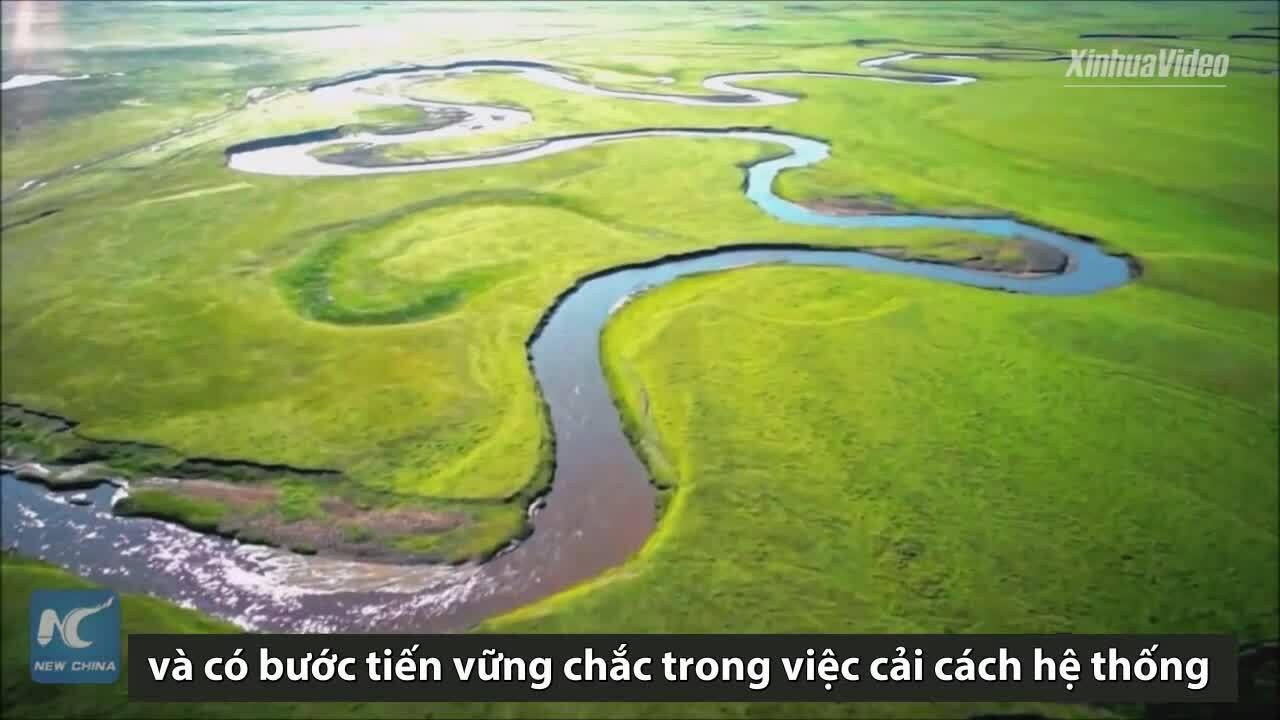 Trung Quốc sắp xây xong công viên quốc gia 123.000 km2