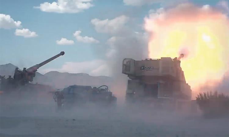 Pháo tự hành Mỹ lần đầu bắn hạ tên lửa hành trình