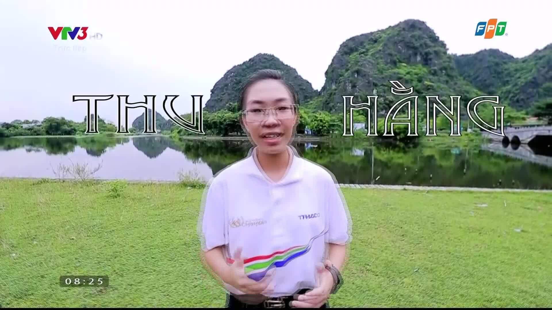 Phần giới thiệu của thí sinh Nguyễn Thị Thu Hằng