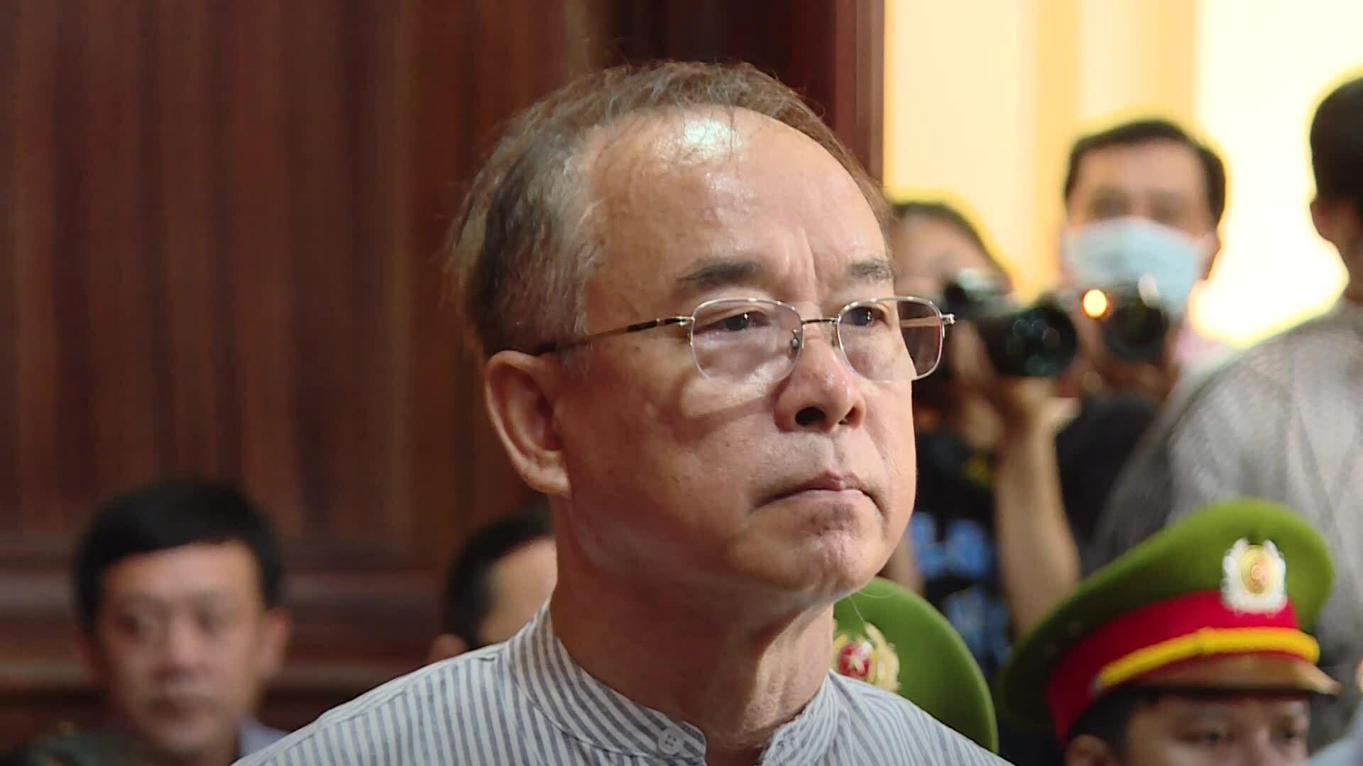 Cựu PCT UBND TP Nguyễn Thành Tài cùng đồng phạm lĩnh án