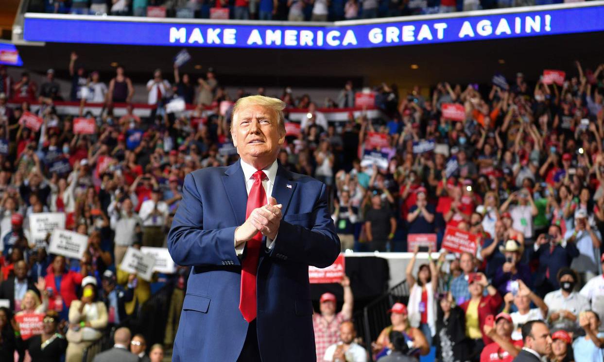 Khẩu hiệu tranh cử tổng thống Mỹ quan trọng như thế nào?
