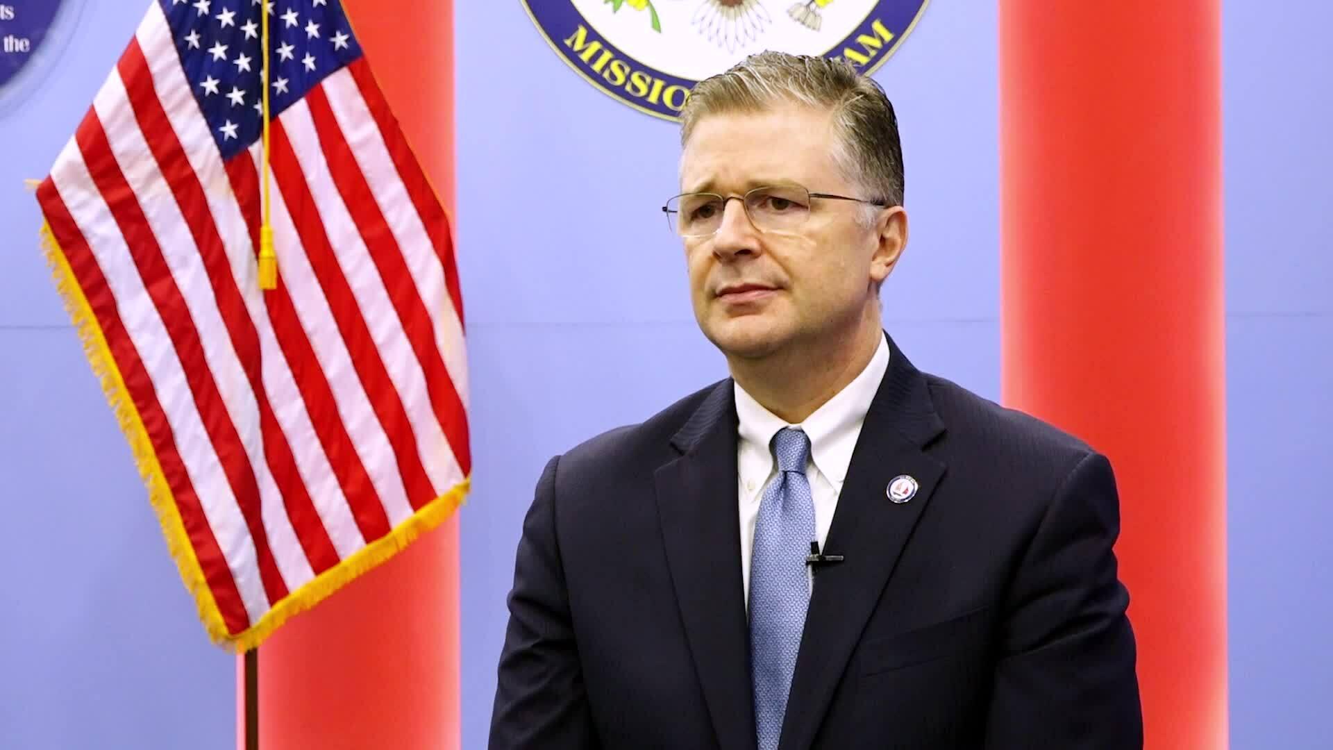 Phỏng vấn Đại sứ Mỹ