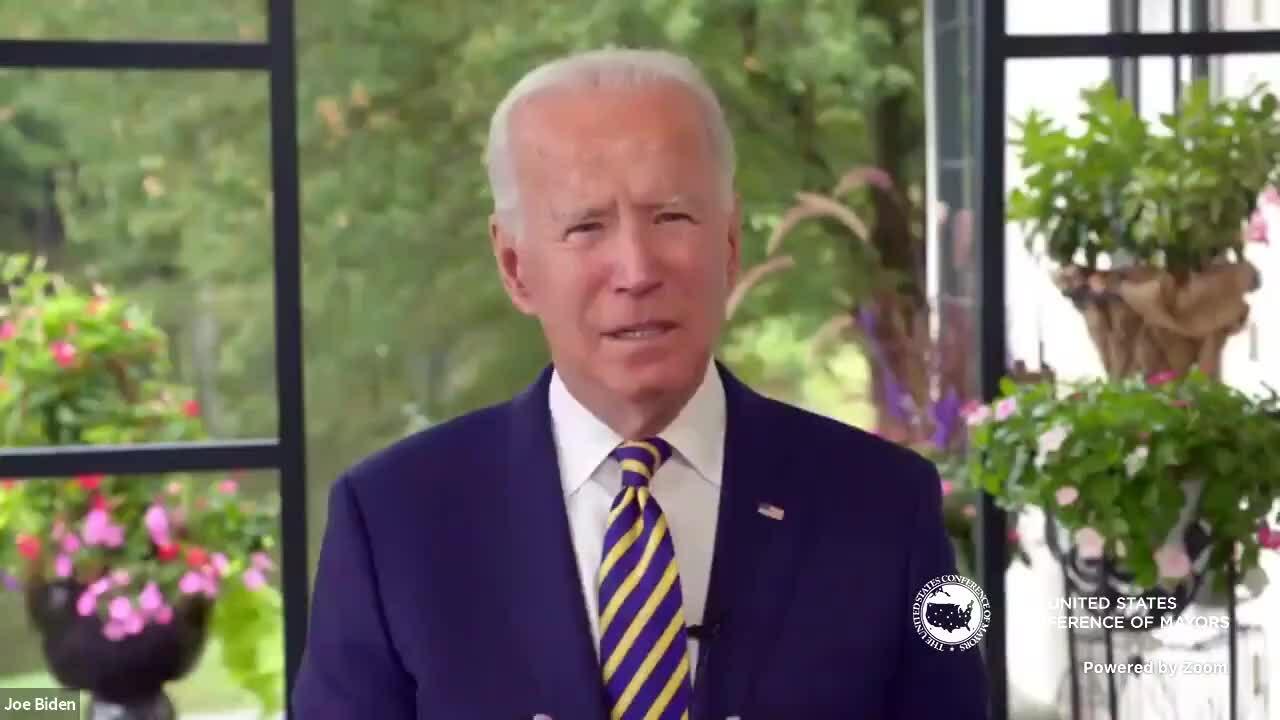 Biden nói làm việc ở Thượng viện '180 năm trước'