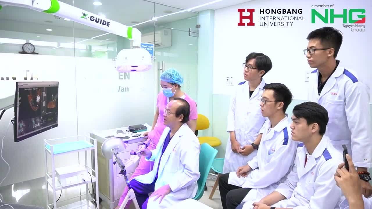 Nhiều cơ hội việc làm cho sinh viên Đại học Quốc tế Hồng Bàng