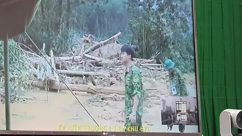 Video hiện trưởng trạm kiểm lâm tiểu khu 67