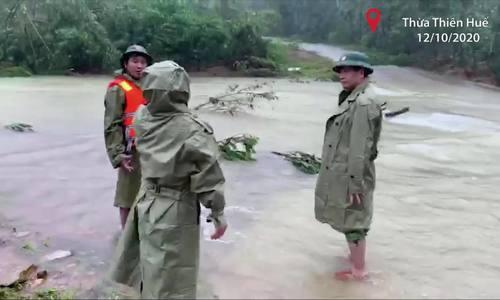 Vĩnh biệt vị Tướng - người hùng 'Đạ Dâng'