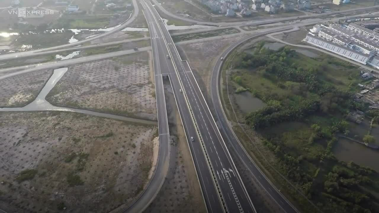 Các trục kết nối cao tốc TP HCM - Long Thành - Dầu Giây