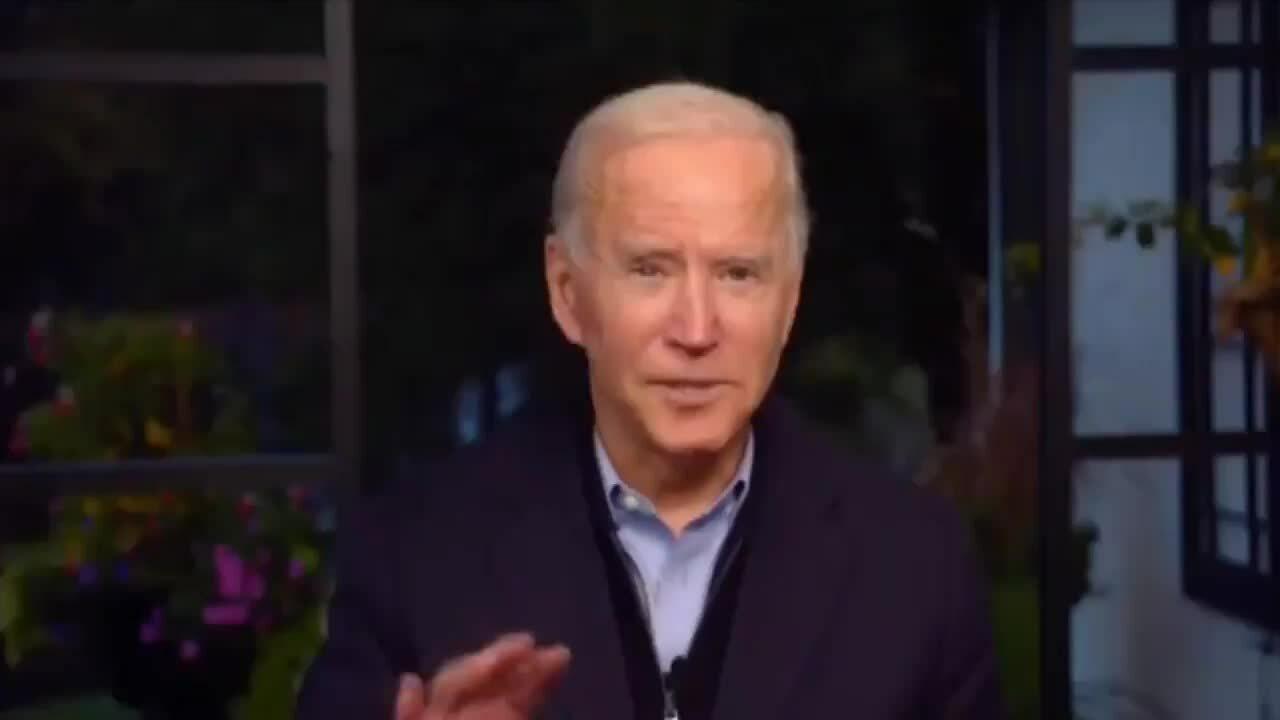 Biden nói nhầm về chồng của 'phó tướng'