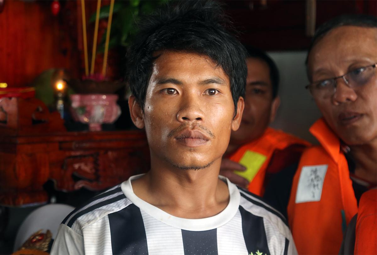 Thuyền trưởng Lê Thanh Toàn