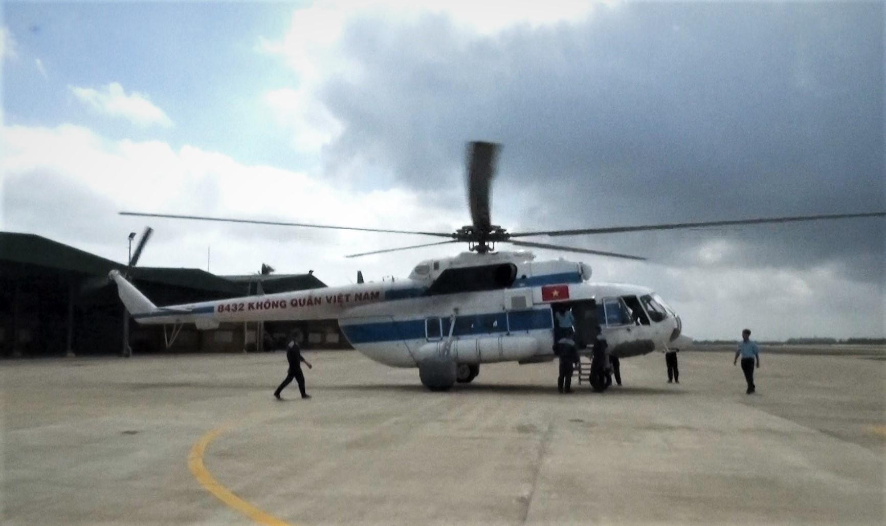 Chuyển 20 tấn hàng cứu trợ dân bị lũ cô lập